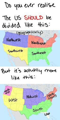 This couldn't be more true!! Lol And Florida. That is PERFECT!! Haha