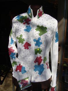 Sittin Pretty Show Clothing 2012    Custom Western Show Clothing