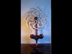 Ivan Wood- kinetic sculpture artist