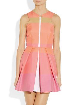 Camilla and Marc|Striped cotton-blend dress|NET-A-PORTER.COM