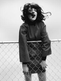 fashion, dark hair, oysters, tatiana cotliar, inspir, fences, portrait, photography, photographi