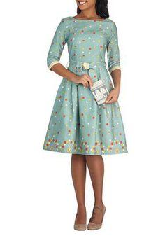 Sweet and Greet Dress, #ModCloth