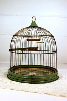 Vintage Birdcages