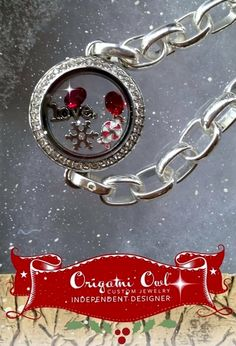 Enjoy the Holidays in your Origami Owl link locket bracelet! Just click on the pic to see all of our 2014 Holiday Charms, Lockets and Window plates! Hurry, many are LTD editions!
