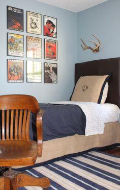 antlers - boys rooms