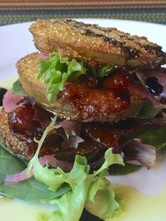 Fried Green Tomato S