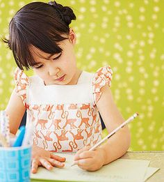 Fine Print: Solutions to Handwriting Woes (Parents)