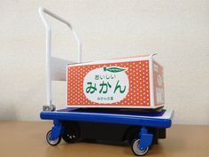 Every now and then, we like to check in on what's big with our friends in Japan – it seems like they're typically a few years ahead of us. Well, today we bring you a simple (BUT ABSOLUTELY MIND BLOWING) idea: a remote controlled dolly. Thanks Japan, you've done it again. #word