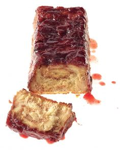 Buttered Toast and Jam Pudding - Martha Stewart Recipes