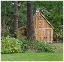 Are you looking for a great, all-purpose storage building for your yard? Check out this collection of free mini-barn plans.