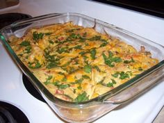 Shelley's Sour Cream Chicken Enchiladas Recipe