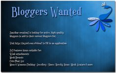 Bloggers Wanted | Flickr - Photo Sharing!