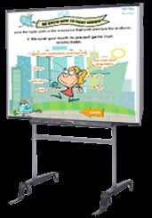 Kleenex interactive lessons on germs :) school tool, redhound enrich, lessons on germs, interact lesson