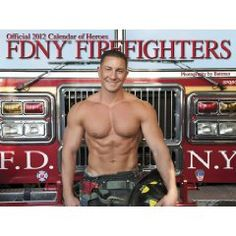 FDNY Firefighters Calendar 2012 Calendar of Heroes