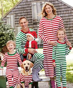 Holiday Traditions: Christmas Pajamas