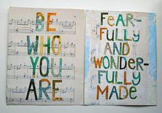 clouds, books, art journal, smashbook, smash book, inspir, quot, letters, fear