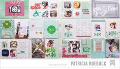 Project Life, Week 12 | American Crafts - Scrapbook.com