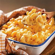 Baked Macaroni and Cheese | MyRecipes.com