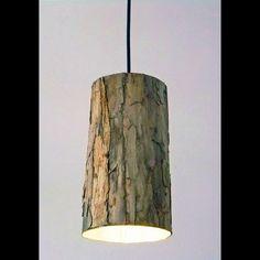 Wood Veneer Pendant Light $69.00