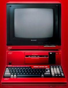 Sharp X1, Z-80-based computer, predecessor to the Sharp X68000 series