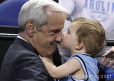 Roy and his grandson. Cutest thing ever!