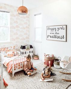 Love this kids room!
