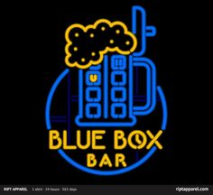 Blue Box Bar