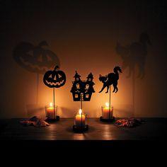 Halloween Shadow Makers - TerrysVillage.com