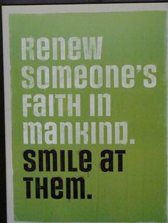 Show a little kindness!