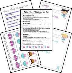Fairy Tale Kindergarten Kit