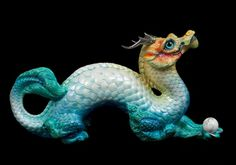 BETTA FISH #1 ORIENTAL DRAGON BY BRANDI