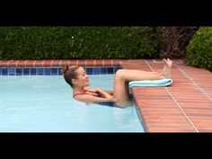 Pool Workout For Abs and Core | Bikini Body Workout | Fitness How To
