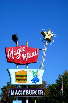 Magic Wand Magicburgers ~  Churubusco, Indiana