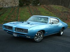 ride, pontiac gto, blue interiors, muscle cars, muscles, muscl car, family cars, 1968 pontiac, baby blues
