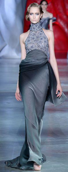 Ulyana Sergeenko Haute Couture Autumn 2014
