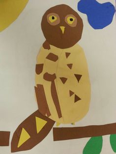 Tales from the Traveling Art Teacher!: Matisse-Inspired Cut-Out Animals with 2nd Grade art teacher