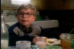 """the Christmas story""  ahhh Ralphie... peter billingsly"