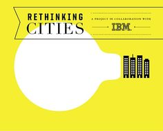 rethinking cities