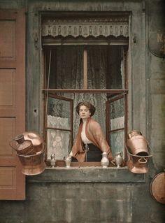 planet, earli 1900s, photographs, window, colors, victorian photos, autochrom photo, albert kahn, photographi