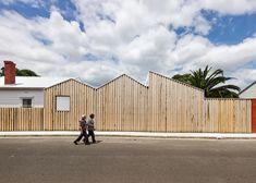 studio, profil hous, houses, house design, design homes, fenc, loft style, modern architecture, house extensions