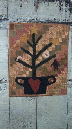 prim quilt - a Cheri pattern