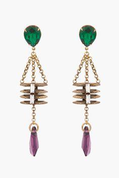 earrings - dannijo