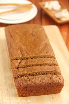 Gluten-Free Gingerbread - 4 Weight Watchers pp