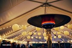 Keeps guests warm with these! | The Power Is In Your Hands: How To Cut Your Wedding's Energy Consumption
