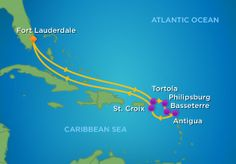 Southern Caribbean Cruise!