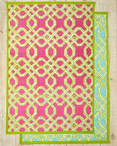 Lilly Pulitzer Rug