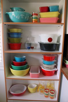 PYREX and more!