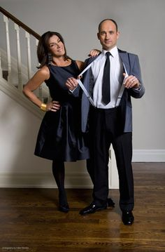 """Love It Or List It"" - Hilary Farr and David Visentin are cute on television together.  David is my favorite, I would *always* list it!"