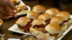 Meatball Sliders - Meateater  Make with Venison