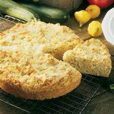 Onion Zucchini Bread Recipe